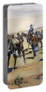 Coronados March, 1540 Portable Battery Charger