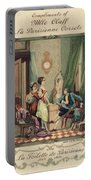 Corset Trade Card, 1912 Portable Battery Charger
