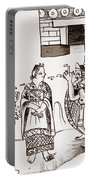 Cortes & Montezuma, 1519 Portable Battery Charger