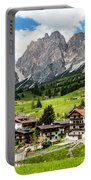 Cortina D'ampezzo, Italy Portable Battery Charger