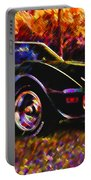 Corvette Beauty Portable Battery Charger