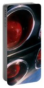 Corvette Tail Lights Portable Battery Charger