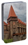 Corvin's Castle Portable Battery Charger by Yair Karelic