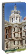 Coryell County Courthouse Portable Battery Charger