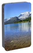 Cosley Lake Outlet - Glacier National Park Portable Battery Charger
