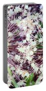 Cosmic Blooms Portable Battery Charger