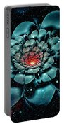 Cosmic Flower Portable Battery Charger
