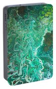 Cosmic Green Portable Battery Charger