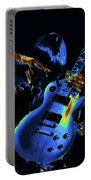 Cosmic Rock Guitar Portable Battery Charger