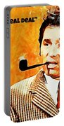 Cosmo Kramer The Real Deal Portable Battery Charger