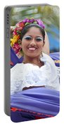 Costa Maya Dancer Portable Battery Charger