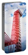 Cota Towering Tower  Portable Battery Charger