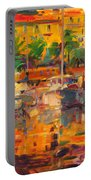 Cote D'azur Reflections Portable Battery Charger