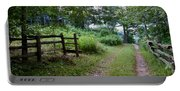 Cottage Path Portable Battery Charger