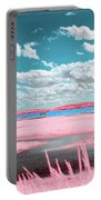 Cotton Candy Marsh Portable Battery Charger