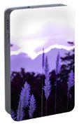 Cotton Candy Sunset 3 Portable Battery Charger