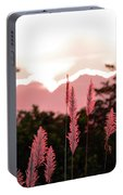 Cotton Candy Sunset 4 Portable Battery Charger