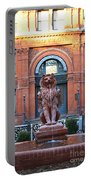 Cotton Exchange Building In Savannah  Portable Battery Charger