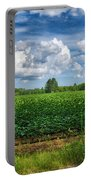 Cotton Fields Of Sc Portable Battery Charger