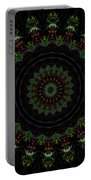 Count The Stars Mandala Portable Battery Charger