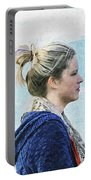 Country Angel - Paint Fx Portable Battery Charger
