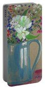 Country Bouquet Portable Battery Charger