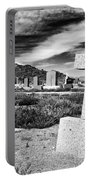 Country Cemetery Portable Battery Charger