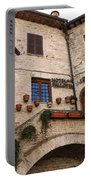 Country Charm Assisi Italy Portable Battery Charger