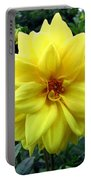 Country Dahlias Portable Battery Charger
