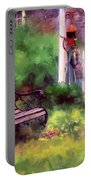 Country Garden Portable Battery Charger