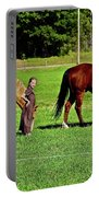 Country Girls Portable Battery Charger