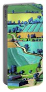 Country Lane Summer II Portable Battery Charger