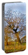 Country Life Artististic Rendering Portable Battery Charger