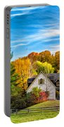 Country Living 2 - Paint Portable Battery Charger