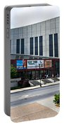 Country Music Hall Of Fame Nashville Portable Battery Charger