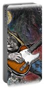 Country Rock Guitar Portable Battery Charger