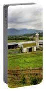 Country Scenic In West Virginia Portable Battery Charger