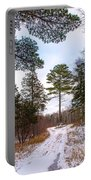 Country Winter 14 Portable Battery Charger