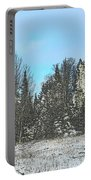 Country Winter 15 Portable Battery Charger