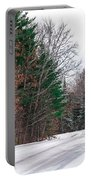 Country Winter 9 Portable Battery Charger