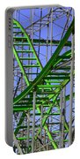 County Fair Thrill Ride Portable Battery Charger