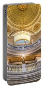 Courthouse Dome Portable Battery Charger
