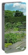 Courtyard Afternoon Portable Battery Charger