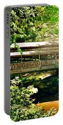 Covered Bridge At Lanterman's Mill Portable Battery Charger