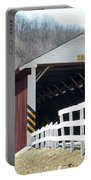 Covered Bridge Pa Portable Battery Charger
