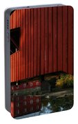 Covered Bridge Reflections Portable Battery Charger