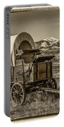 Covered Wagon Portable Battery Charger