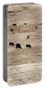 Cow Droppings Portable Battery Charger
