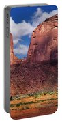 Cowboy And Three Sisters Portable Battery Charger