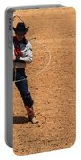 Cowboy Entertainer Portable Battery Charger
